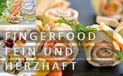 Fingerfood Berlin - fein und herzhaft