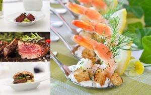 MERZ Catering Vorschlag 8 Grill Büffet