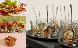 MERZ Catering - Flying Büffet Gabelfood